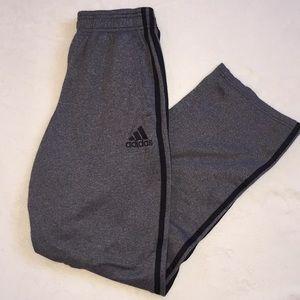 Adidas | Gray Climawarm Sweatpants